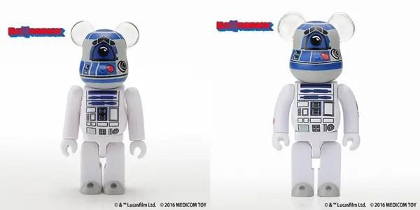 ANA × STAR WARS R2-D2がベアブリックに!「R2-D2 ANA JET」をモチーフ、数量限定で発売1/18から (全日空 アナ スターウォーズ BE@RBRICK)