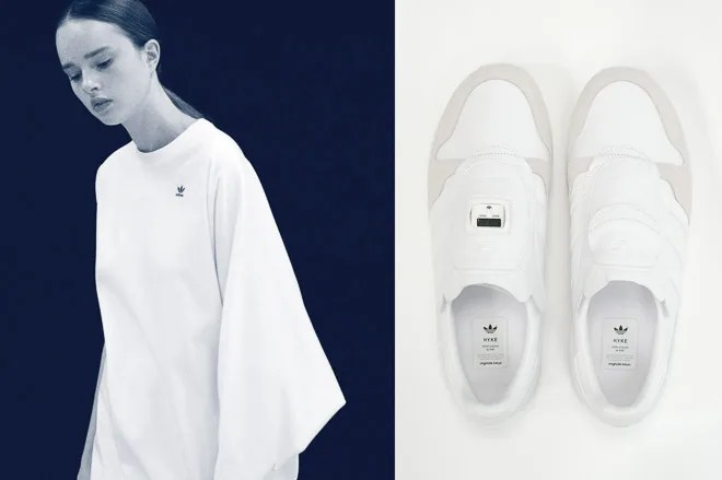 adidas Originals by HYKE 2016年 春夏アイテム!2月上旬にLOOKBOOKが公開予定!(アディダス オリジナルス ハイク)