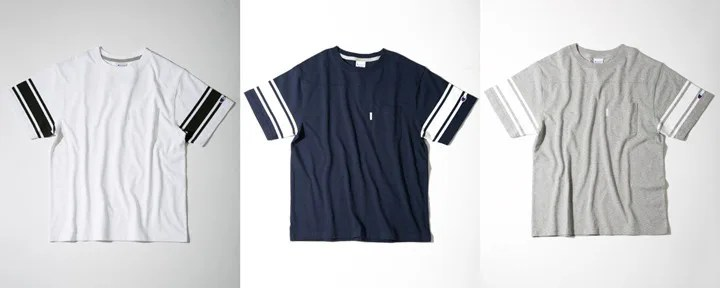 3月中旬発売!Champion × URBAN RESEARCH DOORS Mt Design 3776 HALF-SLEEVE T-SHIRTS WITH POCKET (チャンピオン アーバンリサーチ ドアーズ)