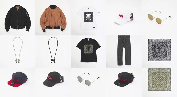 "1/23から!SWAGGER 2016 S/S Collection ""Dancing Underground World Famous 1984""が展開! (スワッガー)"