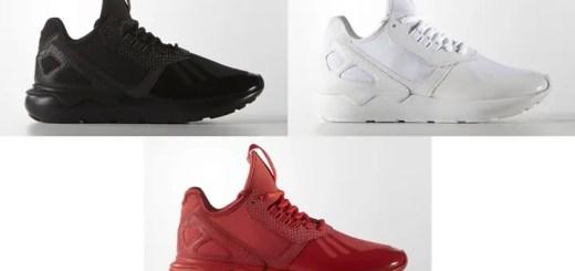 海外展開!トリプルカラーのアディダス オリジナルス チュブラー ランナー コアブラック/ランニングホワイト/レッド (adidas Originals TUBULAR RUNNER Core Black/Running White/Red) [S78933,4,5]