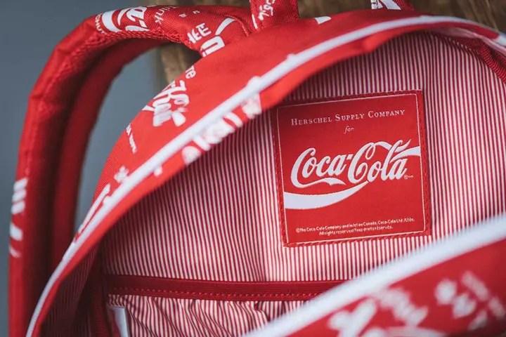 Herschel Supply for Coca Colaがコラボ!近日発売! (ハーシェル サプリー コカコーラ)