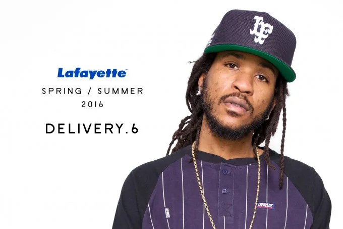 Lafayette 2016 SPRING/SUMMER COLLECTION 6th デリバリー!3/12から発売!(ラファイエット)