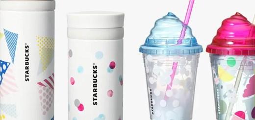 スタバ 2016年4月 新作アイテム「タンブラー」「スタバカード」「ステンレスボトル」が4/13から発売! (STARBUCKS スターバックス)