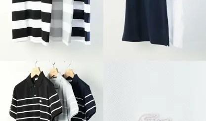 5月上旬発売!BEAUTY&YOUTH × LACOSTEの新作3モデルが登場! (ビューティアンドユース ラコステ)
