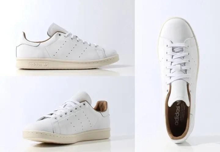 「EDIFICE」「IENA」と共同開発!adidas Originals STANSMITH EFが発売! (エディフィス アディダス オリジナルス スタンスミス) [BB4230]