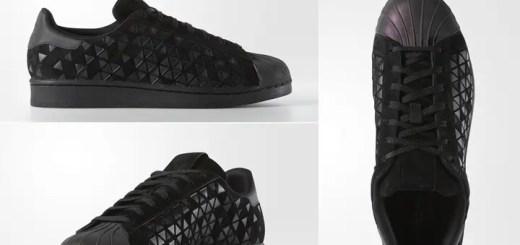 """海外展開!adidas Originals SUPERSTAR XENO """"Spectrum"""" pack Core Black (アディダス オリジナルス スーパースター コアブラック) [AQ8184]"""