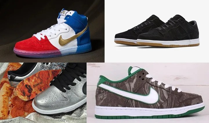 "【まとめ】4/29発売のNIKE厳選スニーカー!(DUNK LOW/HIGH SB & ELITE)(ZOOM GTS)(KOBE 11 ""Draft Day"")(ZOOM ALL COURT CK)"