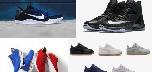 "【まとめ】5/26発売の厳選スニーカー!(NIKE KOBE XI ELITE ""MUSE II"")(EBRON XIII ELITE ""READY TO BATTLE"")(NIKELAB AIR MAX 1 ROYAL)(NIKELAB WMNS AIR FORCE 1 LOW UPSTEP PINNACLE)他"