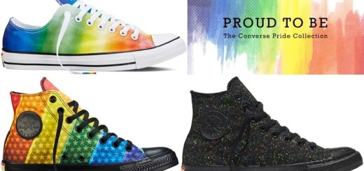 "LGBT CONVERSE CHUCK TAYLOR ""Pride Collection"" 2016が海外展開中! (コンバース チャック テイラー ""プライド コレクション"")"