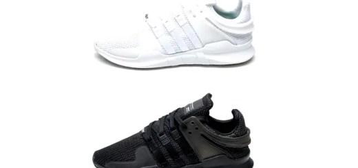 """海外7月発売!トリプルカラー!アディダス オリジナルス エキップメント サポート ADV """"ホワイト/ブラック"""" (adidas Originals EQUIPMENT SUPPORT ADV """"White/Black) [BA8322,4]"""