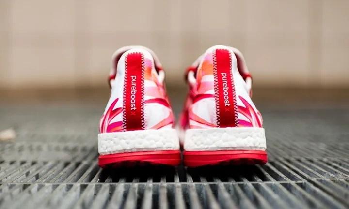 """海外展開!adidas WMNS PURE BOOST X """"Power Red"""" (アディダス ウィメンズ ピュア ブースト エックス """"パワー レッド"""") [AQ6694]"""