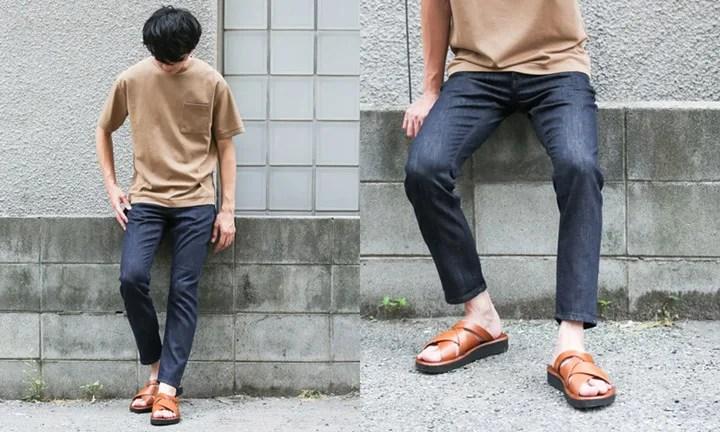 新素材へアップデート!Lee × URBAN RESEARCH DOORS COOL PANTS OWが発売! (リー アーバンリサーチ クール パンツ)