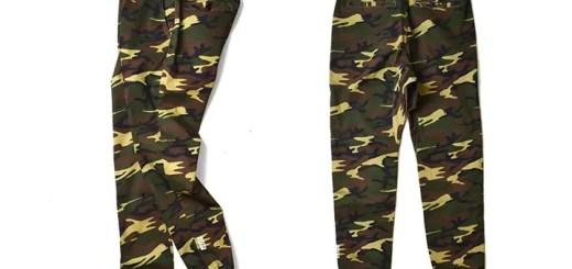 ラファイエットスポーツからWOODLAND CAMO JOGGER PANTSが発売!(LFYT SPORT ウッドランド カモ ジョガーパンツ)