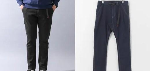 """8月下旬発売!アーバンリサーチ ドアーズ × グラミチ × Mt Design 3776 """"Denim Mountain Pants""""が予約開始!(URBAN RESEARCH DOORS Gramicci)"""
