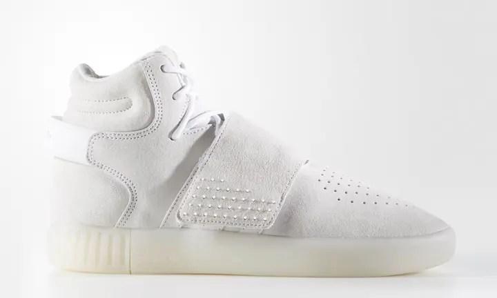 """アディダス オリジナルス チュブラー インベーダー ストラップ """"トリプルホワイト"""" (adidas Originals TUBULAR INVADER STRAP """"Triple White"""") [B39362]"""