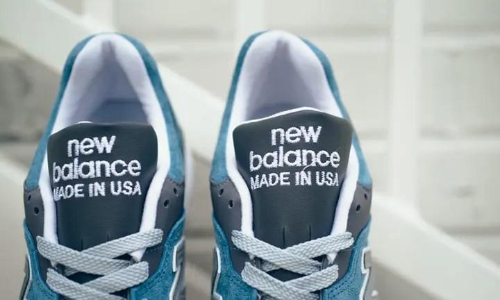 """海外展開!New Balance M997CSP """"ICE BLUE"""" (ニューバランス)"""