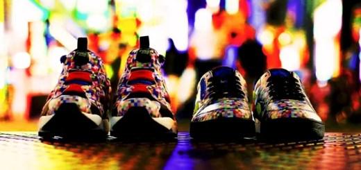"""8月上旬発売!REEBOK × atmos """"NEON DIGI CAMO PACK"""" (リーボック アトモス """"ネオン デジ カモ パック"""")"""