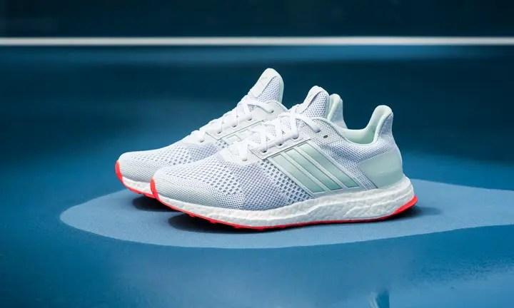 """海外展開!アディダス ウィメンズ ウルトラ ブースト ST """"ランニング ホワイト"""" (adidas WMNS ULTRA BOOST ST """"Running White"""") [AQ4433]"""