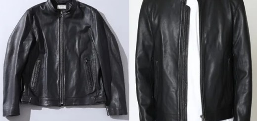 """ジャーナルスタンダード レリューム """"ラム レザー シングル ライダース ジャケット"""" が9月中旬発売! (JOURNAL STANDARD relume ram leather riders jackets)"""