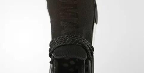 """【オフィシャルイメージ】Pharrell Williams x adidas Originals NMD_R1 """"HUMAN RACE"""" Black (ファレル・ウィリアムス アディダス オリジナルス エヌ エム ディー アール ワン """"ヒューマン レース"""" ブラック)"""