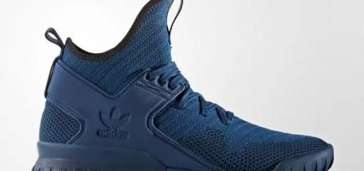 """海外展開!アディダス オリジナルス チュブラー エックス プライムニット """"トリプルブルー"""" (adidas Originals TUBULAR X PRIMEKNIT """"Triple Blue"""") [S80131]"""