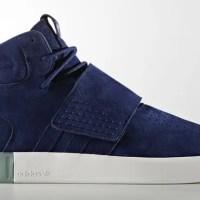 """アディダス オリジナルス チュブラー インベーダー ストラップ """"ブルー"""" (adidas Originals TUBULAR INVADER STRAP """"Blue"""") [BB5041]"""