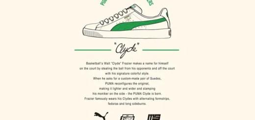 """近日発売!X-large × PUMA × mita sneakers """"CLYDE"""" (エクストララージ プーマ ミタスニーカーズ クライド)"""