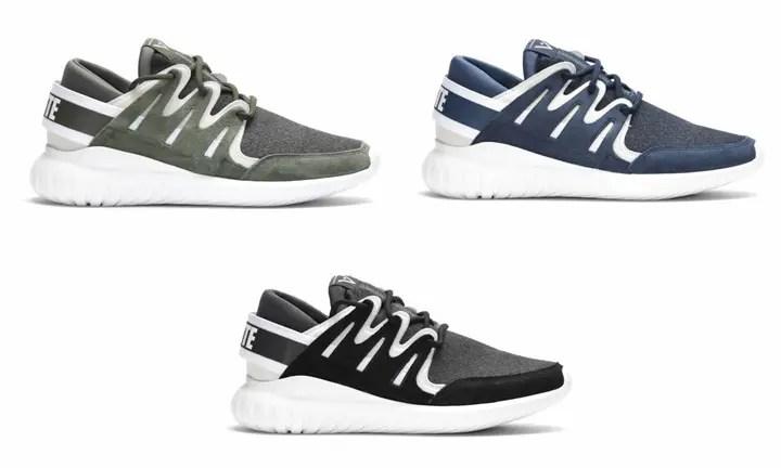 9/17発売予定!White Mountaineering × adidas Originals TUBULAR NOVA 3カラー (ホワイトマウンテニアリング アディダス オリジナルス チュブラー ノヴァ) [BB0767,8,9]