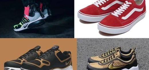 "【まとめ】9/15発売の厳選スニーカー!(ACRONYM NIKELAB AIR PRESTO MID)(VANS OLD SKOOL DX Red)(NIKELAB AIR ZOOM SPIRIDON "" Metallic Gold"")(NIKELAB AIR ZOOM TALARIA ""Metallic Gold"")他"