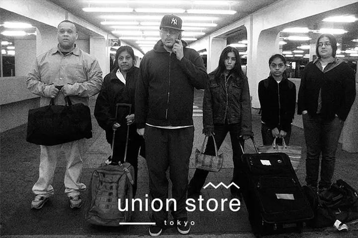 セレクトショップ「union store tokyo (ユニオン・ストア・トウキョウ)」、オンラインショップがオープン!