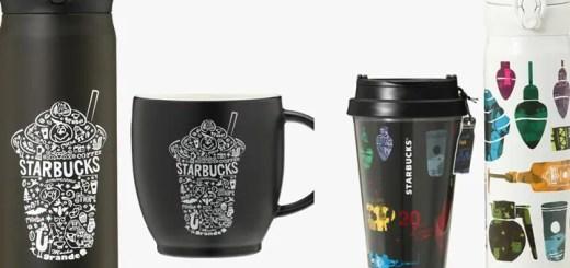 スタバ20周年記念アイテム第2弾が10/3発売!「ハンディーステンレスボトル」「マグ」「チャームタンブラー」「ビバレッジカード」がラインナップ! (STARBUCKS スターバックス)