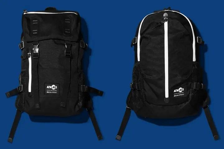 MAKAVELIC × ATMOSLAB!初コラボはテフロン加工「Cordura EcoMade Canvas」使用したバッグが10/8発売! (マキャベリック アトモスラボ)