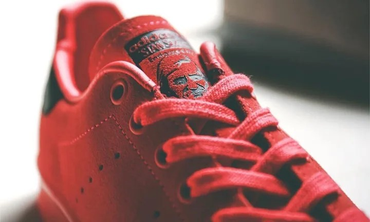 "BILLY'S限定!adidas Originals STAN SMITH ""Red SUEDE"" (ビリーズ アディダス オリジナルス スタンスミス ""レッド スエード"") [S80032]"