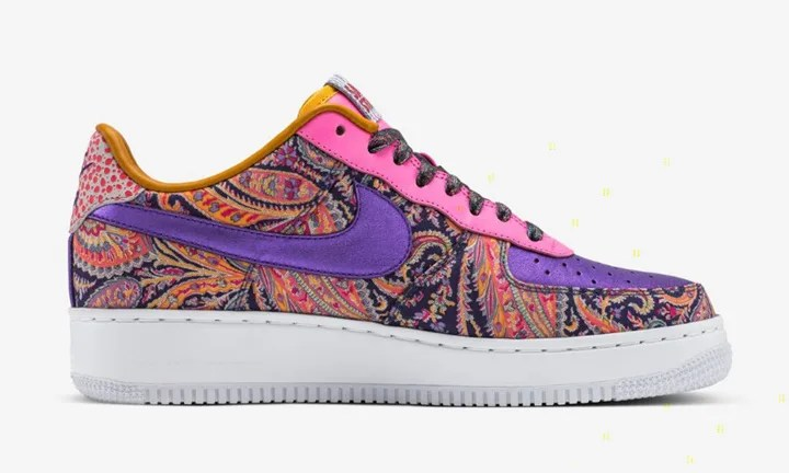 10/25~NIKE iD Sager Strong Custom AIR FORCE 1 LOW (ナイキ エア フォース 1 ロー)