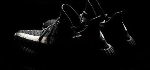 """【速報】11月リリースは無しに!アディダス オリジナルス イージー 350 ブースト V2 """"コアブラック/コアホワイト"""" (adidas Originals YEEZY 350 BOOST V2 """"Core Black/Core White"""") [BY1604]"""