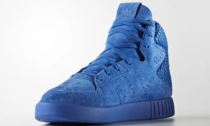 """海外展開!アディダス オリジナルス チュブラー インベーダー 2.0 """"ブルー"""" (adidas Originals TUBULAR INVADER """"Blue"""") [S80402]"""