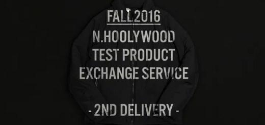 N.HOOLYWOOD TEST PRODUCT EXCHANGE SERVICE 2nd DELIVERYが展開中! (エヌハリウッド テスト プロダクト エクスチェンジ サービス)
