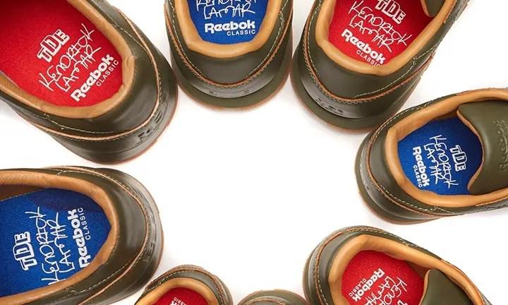 """11/25発売!ケンドリック・ラマー × リーボック クラシック レザー ラックス """"レッド アンド ブルー"""" (KENDRICK LAMAR REEBOK CLASSIC LEATHER LUX """"RED AND BLUE"""")"""