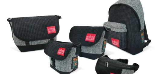 Manhattan PortageからMAGEE社のアイルランド産ドニゴール・ツイードを採用した限定シリーズ「MAGEE Fabric」が11/19発売! (マンハッタンポーテージ)