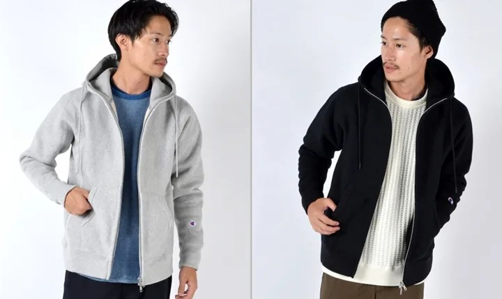 """Champion exclusive for SHIPS AUTHENTIC PRODUCTS""から16年秋冬の新作「WINDSTOPPER」を使用したジップパーカーが発売! (チャンピオン シップス)"