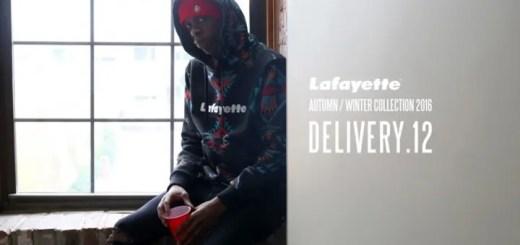 Lafayette 2016 AUTUMN/WINTER COLLECTION 12th デリバリーが11/19から発売!(ラファイエット)