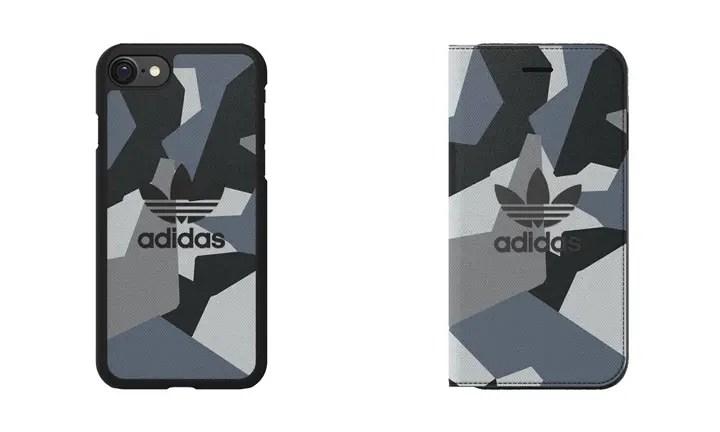 キャンバス調素材を使用したNMD グラフィック!adidas オフィシャル iPhone 7 CASE 2型がリリース! (アディダス アイフォン ケース)