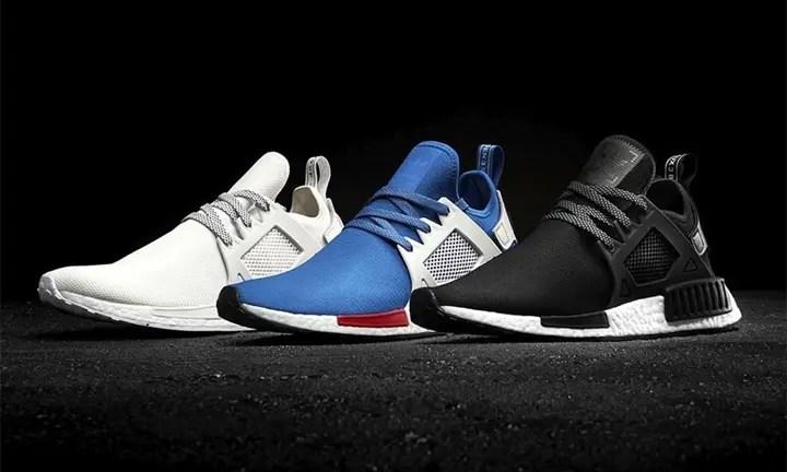 フットロッカー限定!adidas Originals NMD_XR1 Foot Locker Exclusive (アディダス オリジナルス エヌエムディー エックス アール ワン)