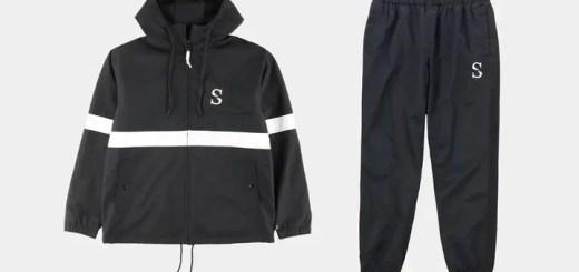 STUSSY 「Sport Nylon Jacket/Pants」 (ステューシー スポーツ ナイロン ジャケット/パンツ)