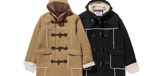 STUSSY × SCHOTT Duffle Coatが12/2から2カラー展開! (ステューシー ショット)