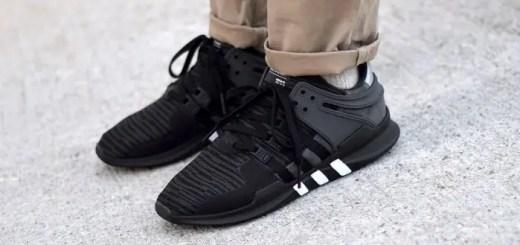 """海外展開!アディダス オリジナルス エキップメント サポート """"ブラック/ホワイト"""" (adidas Originals EQUIPMENT SUPPORT """"Black/White"""") [BB1297]"""
