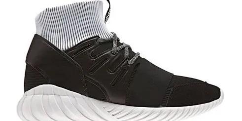 """海外近日発売!adidas Originals TUBULAR DOOM """"Core Black"""" (アディダス オリジナルス チュブラー ドゥーム """"コアブラック"""") [BA7555]"""
