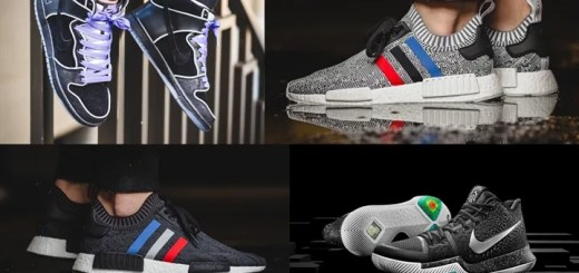 "【まとめ】12/26発売の厳選スニーカー!(adidas Originals NMD_R1 PRIMKNIT ""Tricolore Pack"")(NIKE DUNK ELITE SB HIGH ""Black Box"")(NIKE KYRIE 3 EP ""Black/White"")"