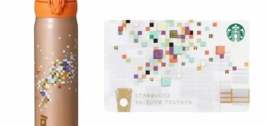 【ゲリラ発売】スターバックス 渋谷ツタヤ店限定!ステンレスボトル & スタバカードセット (STARBUCKS SHIBUYA TSUTAYA)